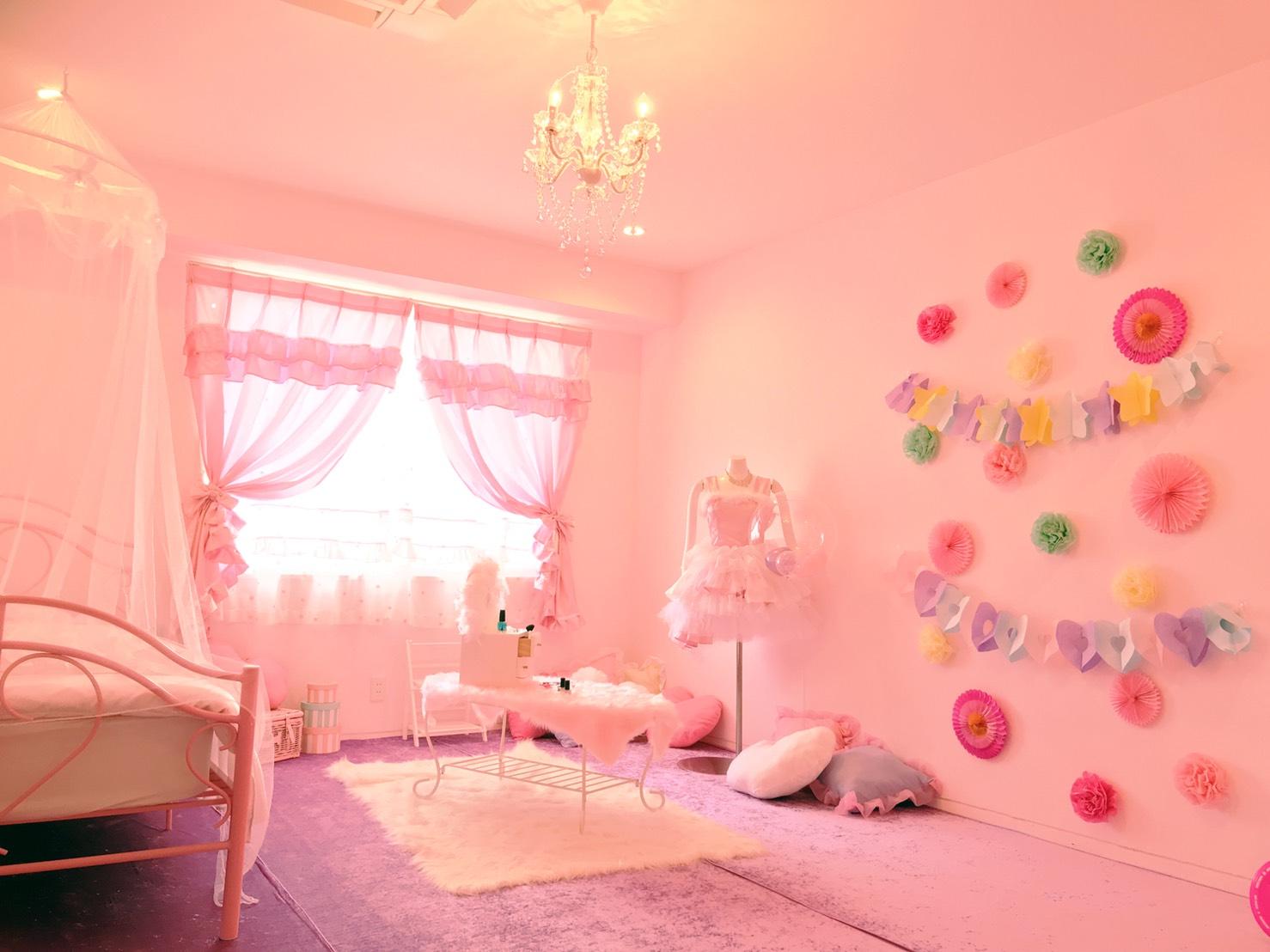 女の子部屋が少しパワーアップしました コスプレスタジオ Reve