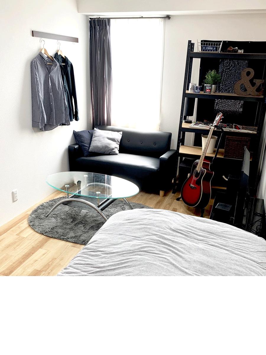 男の子部屋